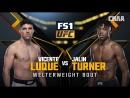 UFC 229 Vicente Luque vs Jalin Turner