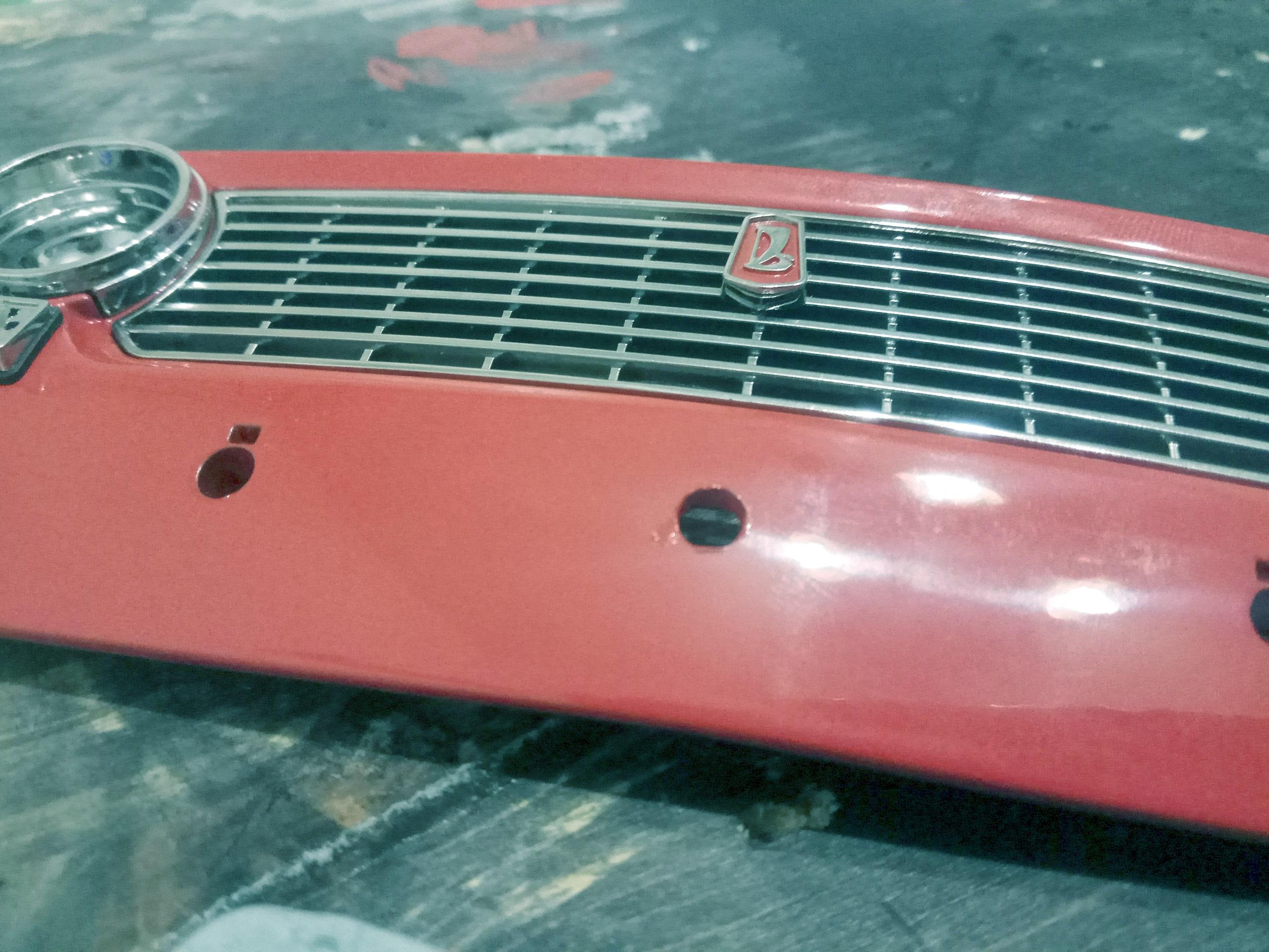 ВАЗ-2101 «Жигули» - Доработки модели