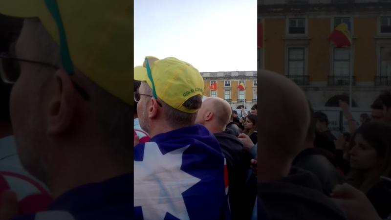 Melovin на євробаченні 2018. Європейці танцюють | Reaction to Ukraines Melovin Eurovision 2018 act