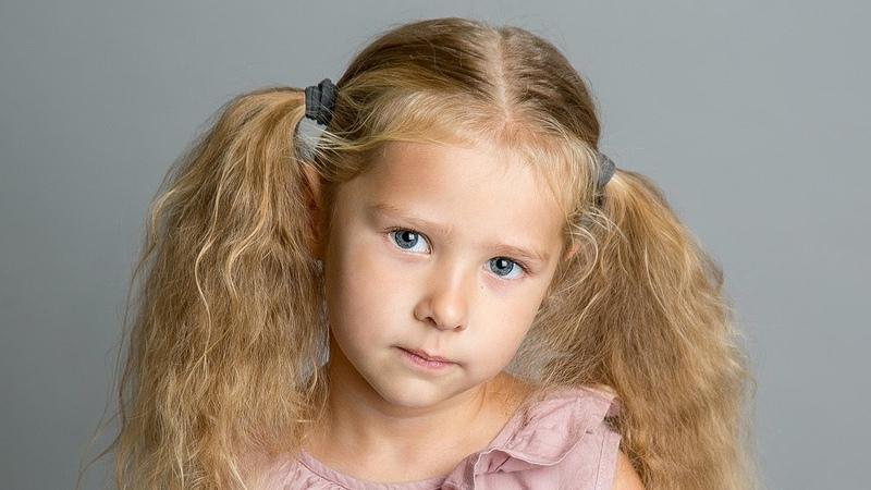 София Горелова, 4 года