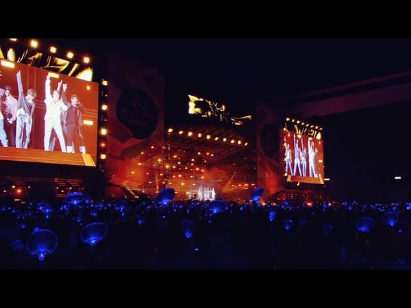 SUPER JUNIOR 「One More Time」ティザー映像 a nation Ver が公開!