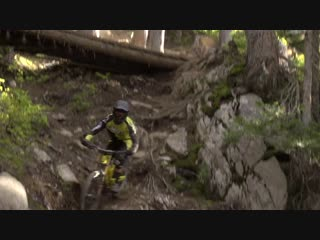 Remy Metailler Rides Whistlers Unspoken Trails