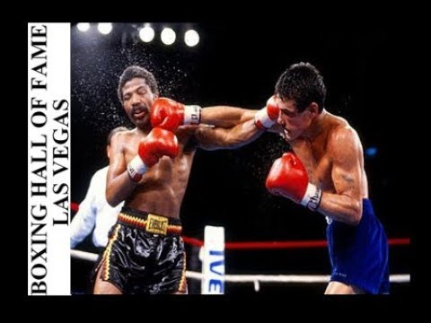"Aaron Pryor KOs Alexis Arguello Bottle Fight"" This Day November 12 1982"