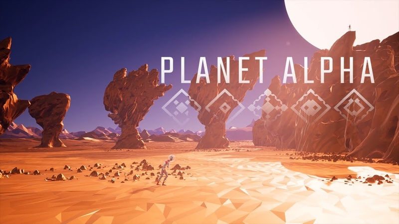 PLANET ALPHA - Launch Trailer (Steam, Xbox One, Nintendo Switch and PlayStation 4)