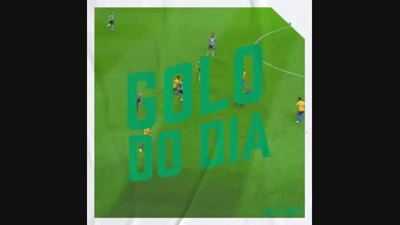 Sporting Clube de Portugal - GoloDoDiaSCP Bas Dost Vs Estoril