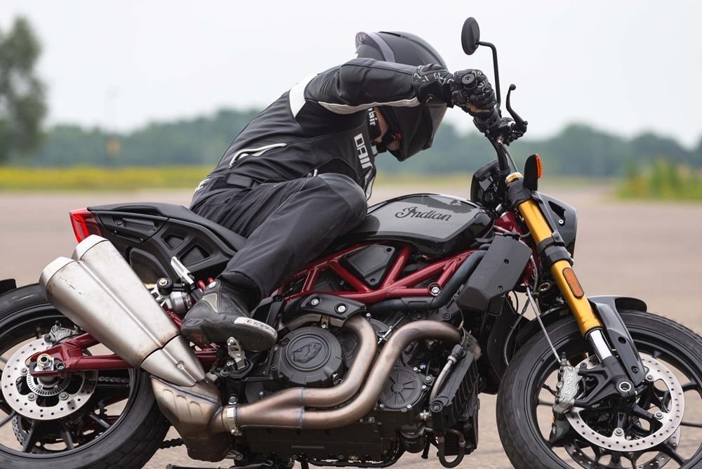 Компания Indian планирует две новые модели на базе Indian FTR1200