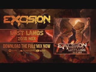 Excision – Lost Lands 2018 Mix (Promo Video)