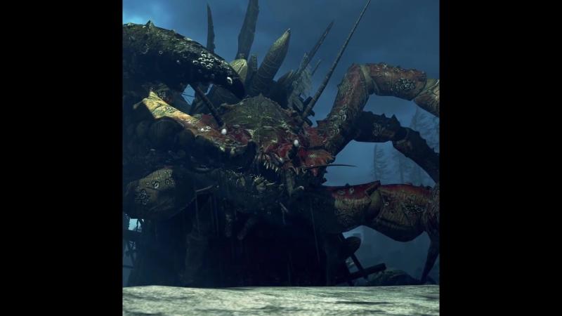 Total War: Warhammer 2 — The Rotting Leviathan