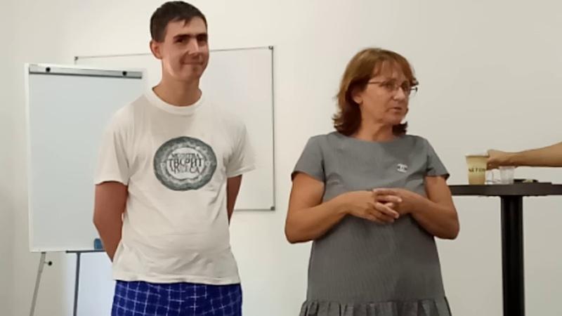 Свидетельство о мгновенном исцелнии. Куяльник, Одесса.