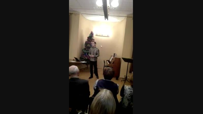 Пьетро Масканьи - Санкта Мария; Евгений Мартынов и Андрей Дементьев - Лебединая верность (фрагменты)