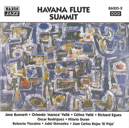 Гавана альбом Havana Flute Summit