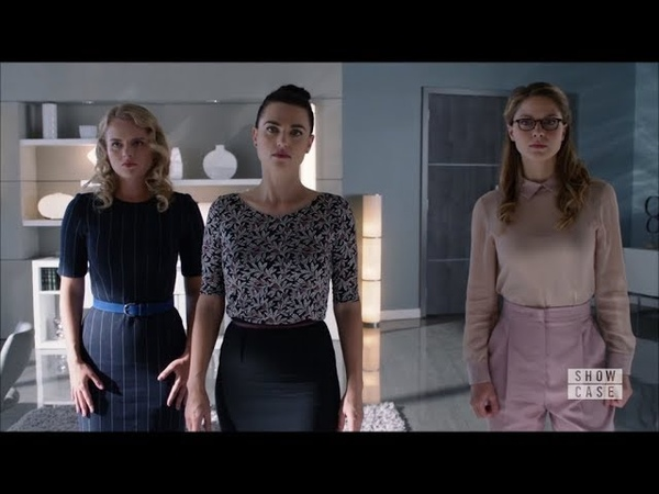 [4x02] Supergirl - Lena Luthor scenes pt 2