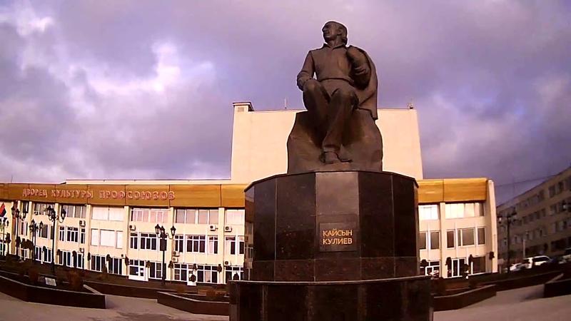 Нальчик, площадь имени К. Ш. Кулиева (КБР)