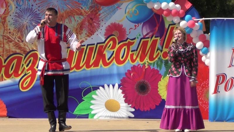 18. Цветниковский СДК А.Рожкова, Н.Довгаль - Цветет сирень