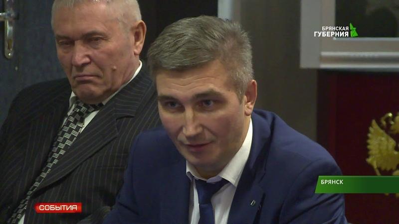 Владислав Толкунов встретился с Ветеранами органов внутренних дел 28 12 18