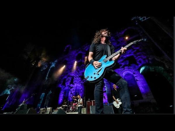 Foo Fighters Landmarks Live in Concert