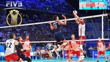 Top 35 GOLD Volleyball action World Championship 2018