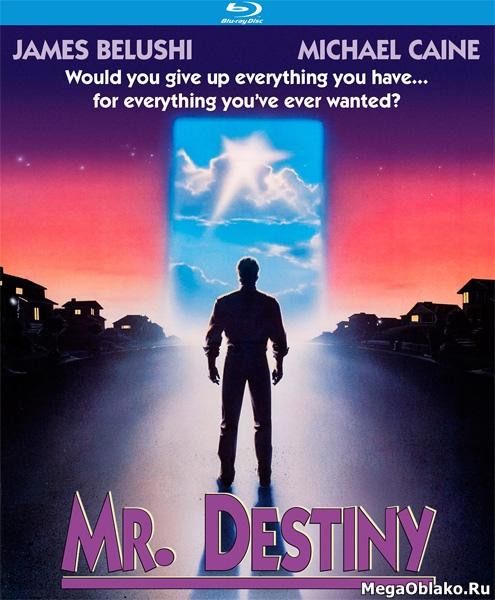 Мистер Судьба / Mr. Destiny (1990/BDRip/HDRip)
