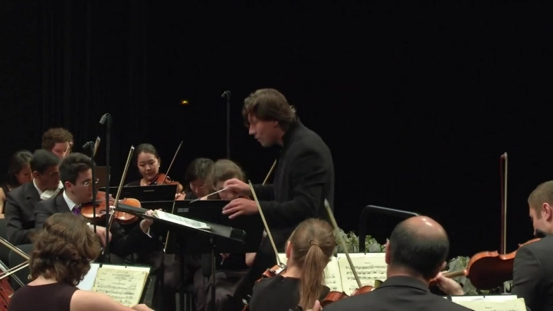 Kristjan Järvi conducts Milhaud, Mahler and R. Strauss – With Stephan Genz - Medici
