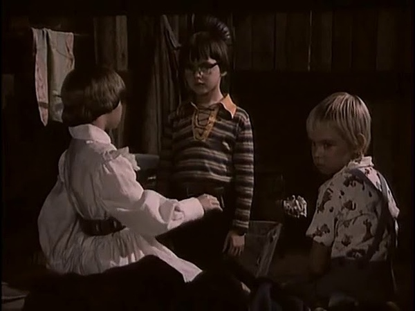 Приключения в каникулы 1978 4 - 6 серии
