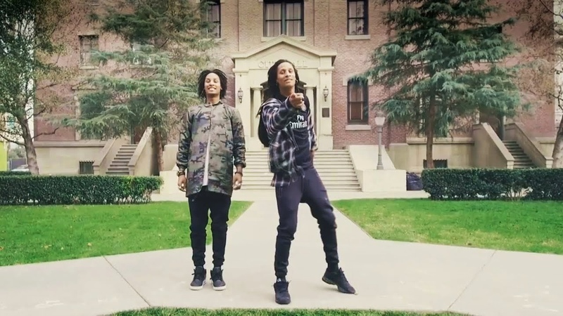 The best Freestyle moments with LES TWINS Pt (3)