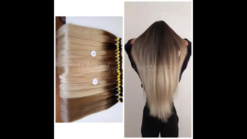 STRAIGHT HAIR EXTENSIONS_100% HUMAN HAIR 👉👉The best hair supplier in Vietnam 👉👉The biggest hair factory in Vietnam 👉👉 No shed