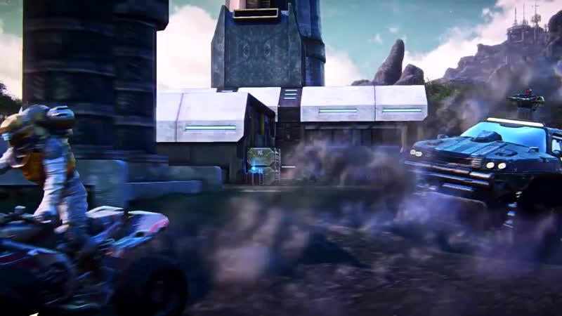 Геймплейный трейлер PlanetSide Arena.