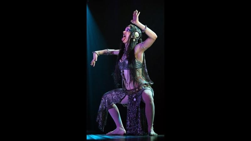 Dance of the Dark Goddess Kali