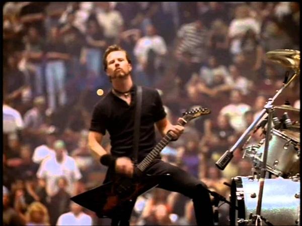 Metallica - Cunning Stunts Intro [High Quality]