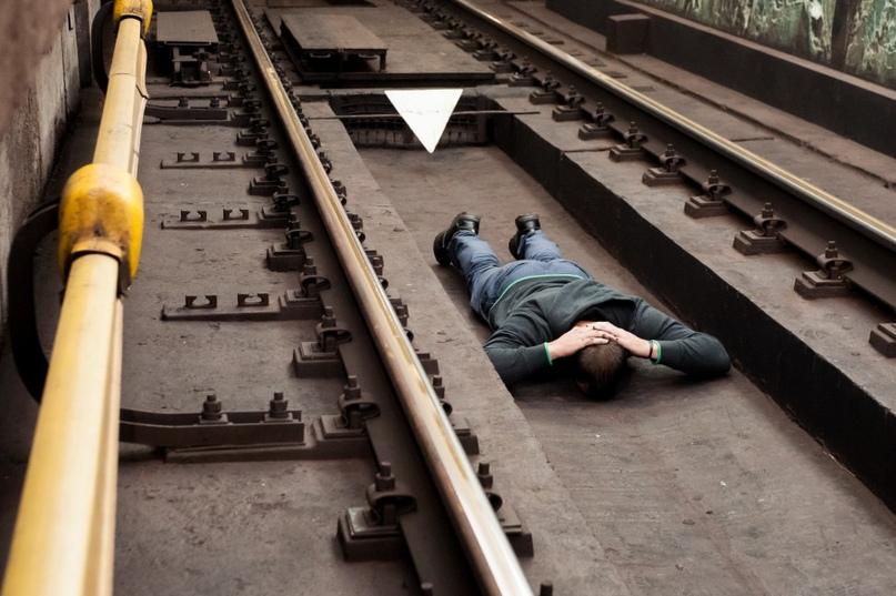 Если поезд приближается. Подождите загрузки картинки!