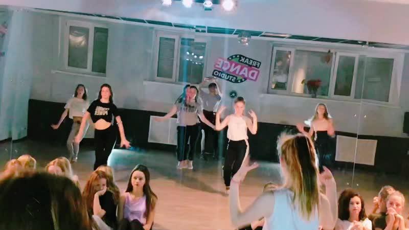 JAZZ-FUNK DEM BEATS | FREAK DANCE STUDIO » Freewka.com - Смотреть онлайн в хорощем качестве