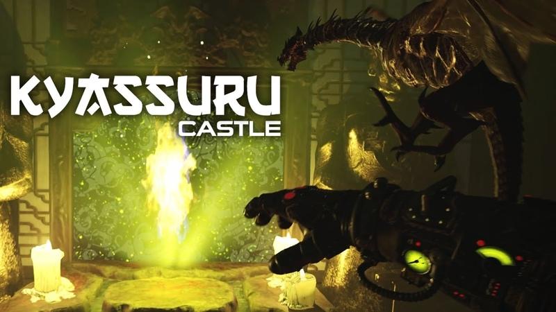 Kyassuru Castle - Black Ops III Custom Map Music Video (Call Of Duty: Black Ops III)