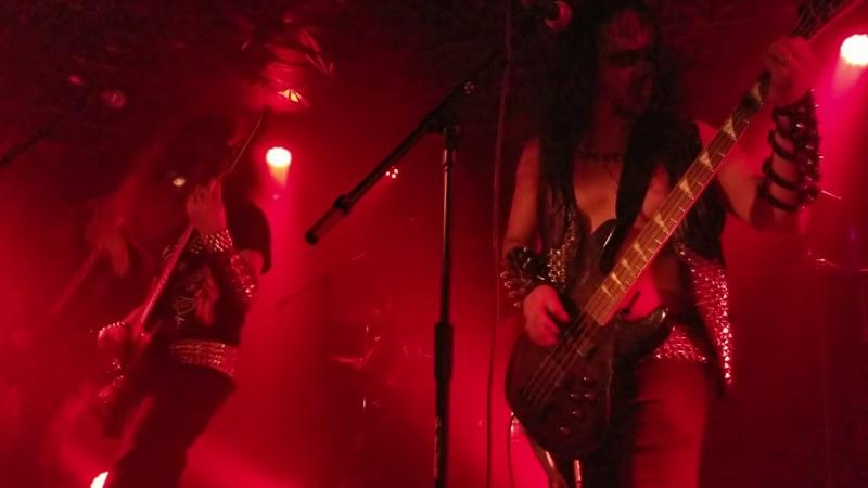 Nexul - Paradigm Of Chaos Tour (Live at Strange Matter, Richmond VA. April 4, 2018)