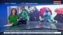 Новости на Россия 24 Оранжевый уровень МЧС рекомендует не выходить из дома