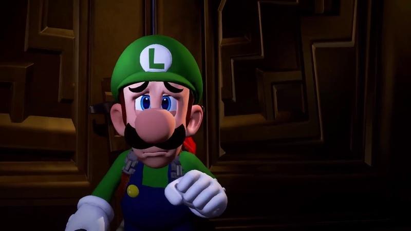 Luigi's Mansion 3 - Reveal Trailer (Nintendo Switch)