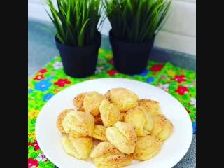 Печенье «Ракушки»