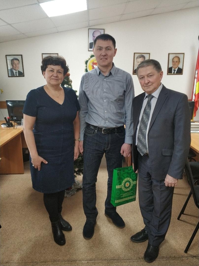 встреча конгресс татар Челябинской области
