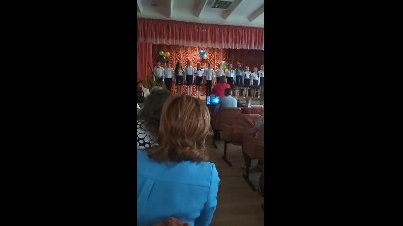 3 класс хорового отделение) 2019 год