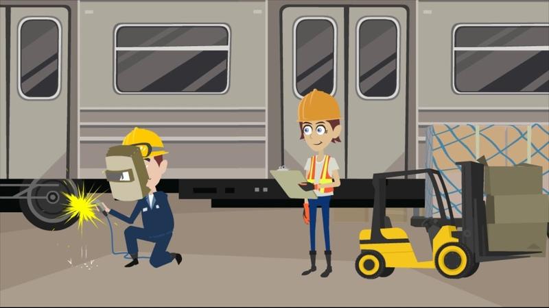 «Интересно знать»: Железная дорога. Правила поведения