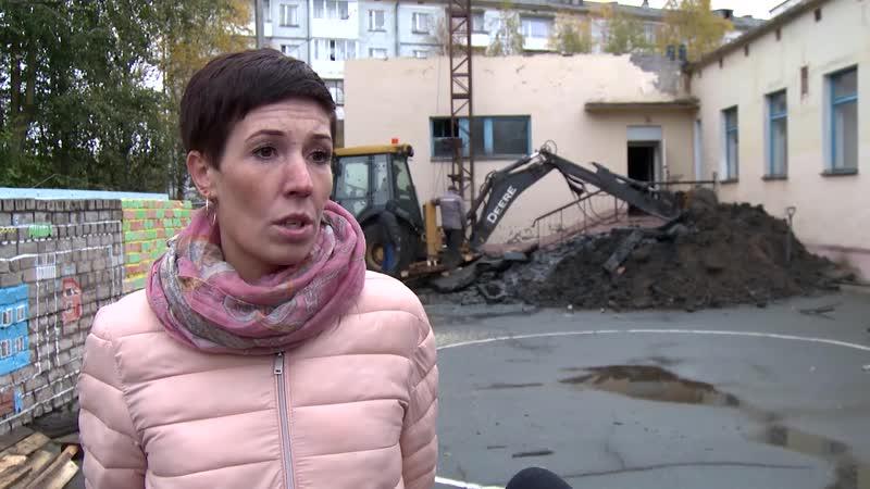 Бассейн Черемушки ремонтирует новый подрядчик