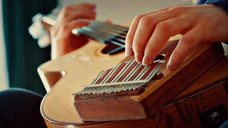 Guitar Kalimba Christmas Carol (Ёлочка) (Alexandr Misko)