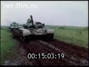 Soviet Army T-72 tanks