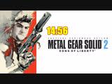 [18+] Шон играет в Metal Gear Solid 2: Sons of Liberty HD (Xbox 360/Xbox One X, 2001/2011)