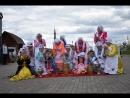 2 часть Отчетного мероприятия татаро-башкирского фольклорного ансамля Ихлас состоящая из 4 частей18.07.18г. город Азнакаево.