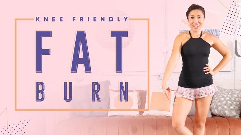 Жиросжигающая кардио тренировка без нагрузки на колени. PIIT28. Knee-Friendly Fat Burn Cardio Workout | PIIT28