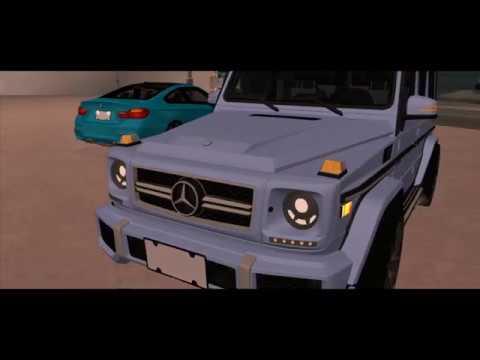 MTA 28 || Mercedes-Benz G65 || MTASA Server