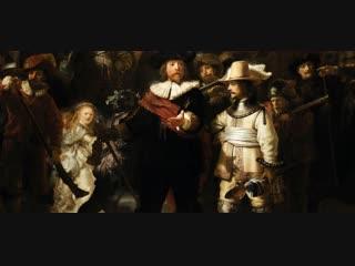 ᴴᴰ Тайны «Ночного дозора» (Рембрандт) Nightwatching (2007) Питер Гринуэй / Peter Greenaway HD 1080