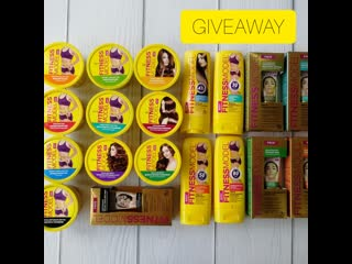 Giveaway fitness model