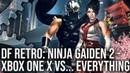 [4K] DF Retro EX: Ninja Gaiden 2 X-Enhanced on Xbox One X vs 360/ PS3/ PS Vita/ Xbox One!