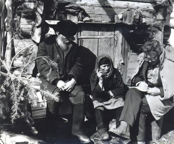 40 лет русская семья была отрезана от всех контактов с людьми и даже не подозревала о Второй мировой войне.